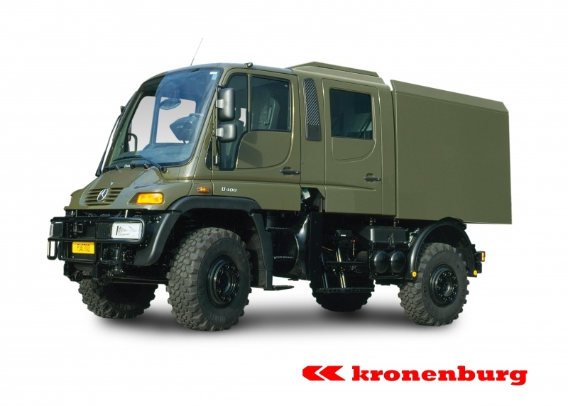 Mercedes Benz Trucks >> Police and Military Trucks - Kronenburg B.V.